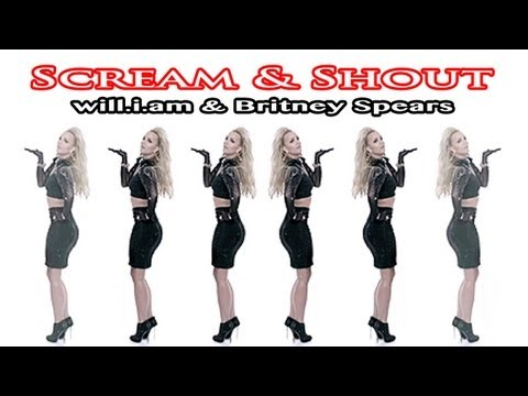 SCREAM AND SHOUT - Will.i.Am & Britney Spears Dance TUTORIAL | Choreography by Matt Steffanina