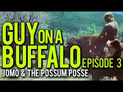Guy On A Buffalo - Episode 3: Finale Part 1 (Origins, Villains & The Like)