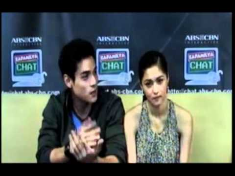Live Chat with Kim Chiu and Xian Lim Part 2