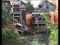 Big Thunder Mountain Rail Road, Disneyland Paris