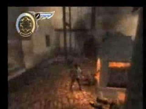 Prince of Persia the two Thrones 02 Buscando Kaileena