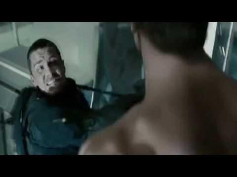 Terminator 4 Salvation: CGI Arnold Schwarzenegger Scene [HD] Quality poster