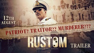 Rustom Official Trailer