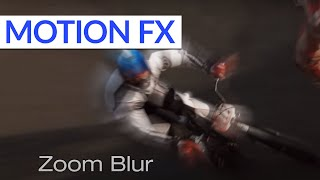 Motion Effects: An Introduction