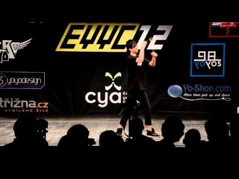 C3yoyodesign Presents: EYYC 2012 International 1A Open  Champion - Peter Pong Si Yee
