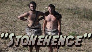 Zaczynam kabaret -  Grupa Darwin - Wielkie Budowle odc.2 - Stonehenge