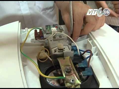 Kỹ thuật sửa chữa bình nóng lạnh