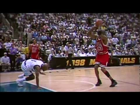 Michael Jordan Top 50 All Time Plays