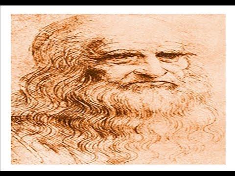 Leonardo da Vinci Infinity of Man, Light and Space-Time