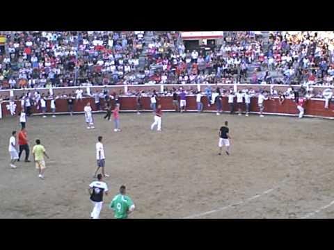 スリル満点!スペインの牛追い祭り★ その2