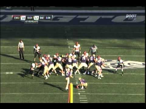 (9-3-2011) Washington Huskies vs. Eastern Washington Eagles Football