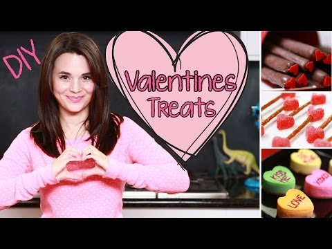 DIY Valentines Day Treats