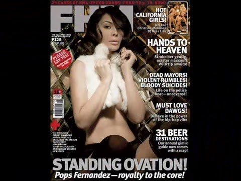 Philippines FHM 100 sexiest woman 2008 part 1