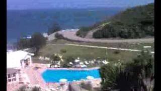 Praia de Laguna - Sacada do Hotel