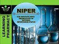 NIPER | HOW TO PREPARE | PATTERN OF EXAM | BOOKS FOR EXAM | THE COMPLETE COURSE GUIDE