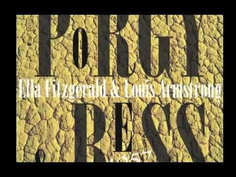 Summertime Ella Fitzgerald & Louis Armstrong -LDF4_qVgbFU