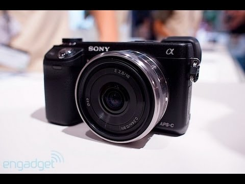Sony NEX-6 [Hands-on][HD]
