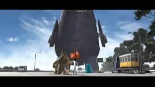 Monsters Verus Aliens Official Movie Trailer