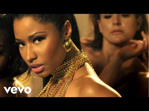 Nicki Minaj - Anaconda 8/21/14    (Music)