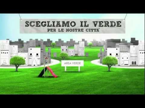 Scegliamo il Verde per le nostre città! Stop consumo di suolo Stop use of land WWW.GOODNEWS.WS