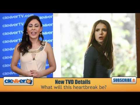 Nina Dobrev Reveals Heartbreaking Elena & Stefan Scene in 2012