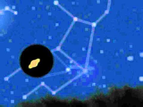 Il Cielo di Aprile 2012 - Costellazioni, stelle cadenti, pianeti.