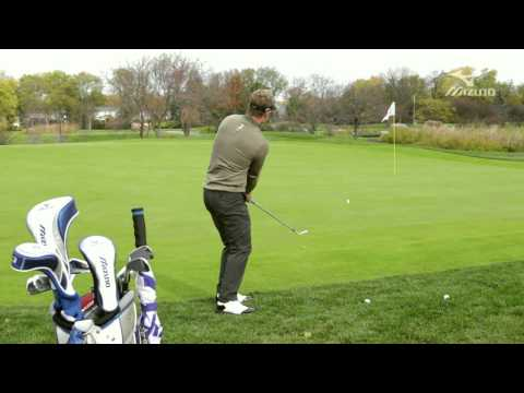 Luke Donald: Mizuno Masterclass #6 - Downhill pitch