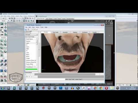 Rigging a character for UDK in 3ds Max and Maya Simultaneously Part 12