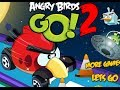 ANGRY BIRDS GO 2 Level1-5 Walkthrough