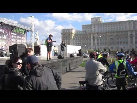 Marșul Bicicliștilor la București