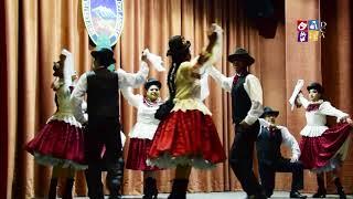 BALLET FOLKLÓRICO DE LA UMSA EN EL 3ER. ENCUENTRO DE LA CUECA UMSA-2018