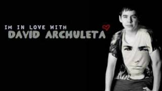 David Archuleta-A Little Too Not Over You