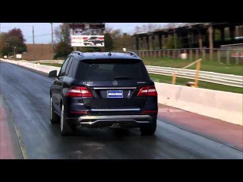 Road Test: 2012 Mercedes-Benz ML350 BlueTec