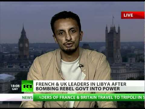 Incredible Scandal: -Libya rebels admit attacks on women & children-