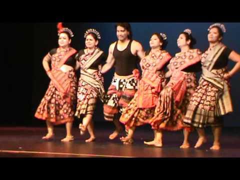 Raangabati Dance Portland Group OSA 2012