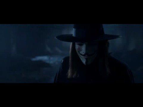 GREAT SCENE - V for Vendetta