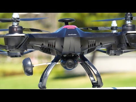 Xinlin X181 FPV Camera Drone RTF - REVIEW - UCgyvzxg11MtNDfgDQKqlPvQ
