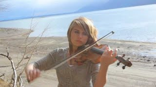 Promentory (Last of the Mohicans Theme) on Violin - Taylor Davis