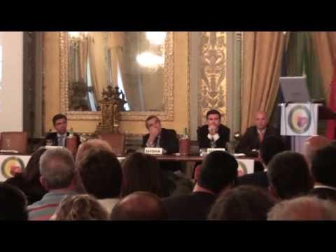 nicola clemenza, agricoltura sostenibile, convegno consorzio valli belicine