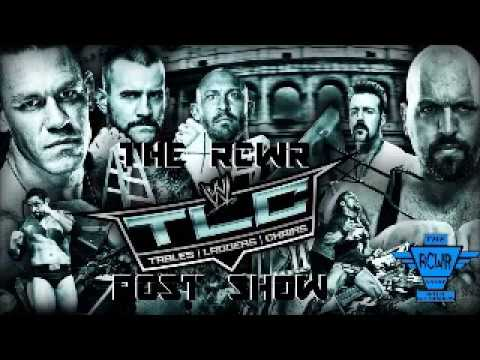 WWE TLC 2012 Highlights & Results Post Show (AJ Turns On John Cena)