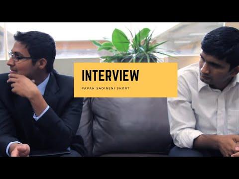 Interview - Excellent Telugu Short Film