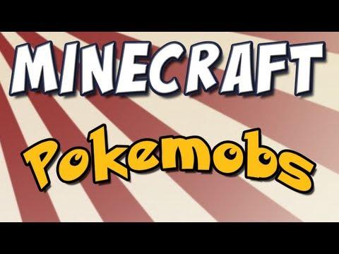 Minecraft - Mod Spotlight - Pokemobs