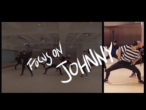 Cherry Bomb (Dance Practice Focus on Johnny Version)