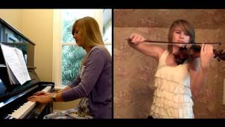 Aria di Mezzo Carattere Final Fantasy VI Violin and Piano: Taylor Davis and Lara