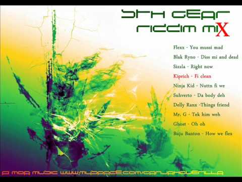 5th Gear Riddim Mix [FULL] [January 2012] [Markus Records]