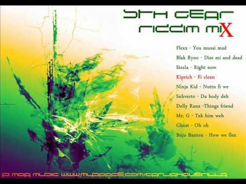 5th Gear Riddim Mix [FULL] [January 2012] [Markus Records]