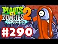 Plants vs. Zombies 2: It's About Time - Gameplay Walkthrough Part 290 - Food Fight! (iOS)