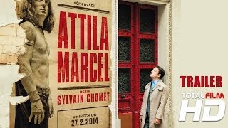 Atilla Marcel (2013) oficiální CZ HD trailer