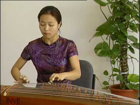 古筝Guzheng - 袁莎Yuan Sha plays 冥山Ming Shan
