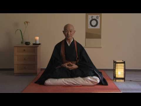 Zen - Introduction to zen practice / full version - Taigen Shodo Harada Roshi